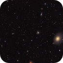 Eastern Portion of the Virgo B Subcluster,                                George Simon