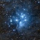 Zoom into Pleiades,                                Björn Hoffmann