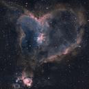IC1805 LSHO Revisited,                                John Massey