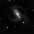 NGC1097,                                Manuel Orsatti