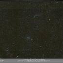 Comet 21P Giacobini-Zinner near Messier 35, 20180914,                                Geert Vandenbulcke