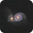 M51  - again :-),                                pete_xl