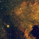 NGC7000 North American Nebula,                                Paul Surowiec