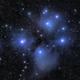 M45 - The Pleiades - RGB,                                David Andra