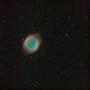Helix Nebula,                                Robin Clark - EAA imager