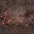 Milky Way in Cygnus,                                JuergenB