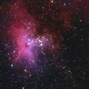 Eagle Nebula,                                doug0013