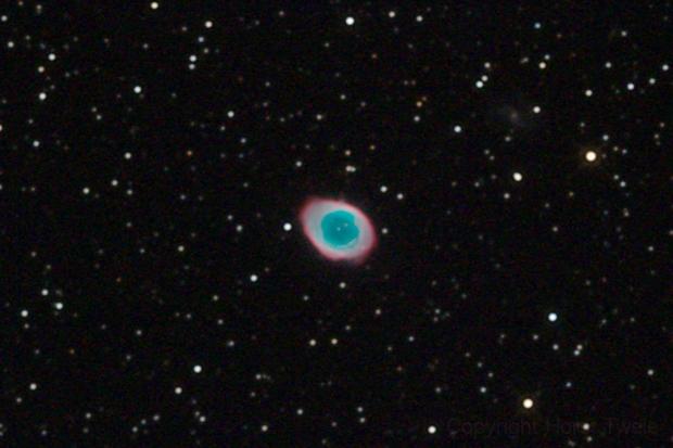 Ringnebel M57,                                Horst Twele