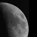 Moon - Blue filter on!!!,                                Axel