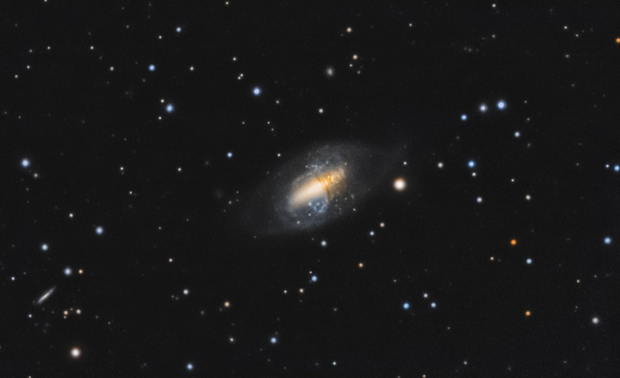 NGC2685 - The Helix Galaxy,                                Jason Guenzel