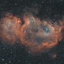 IC 1848 - Soul Nebula New processed,                                Michael Völker