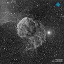 Jellyfish Nebula (Ha),                                Francesco di Biase