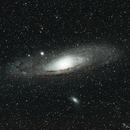 M 31,                                Mike Pelzel