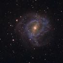 M83 Southern Pinwheel galaxy,                                Matt