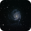 M101 - Pinwheel Galaxy,                                Luca Marinelli