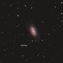 Asteroide 679 Pax in transito presso la galassia NGC 2903,                                Giuseppe Nicosia