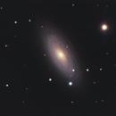 NGC 2841 - The Tiger's Eye Galaxy [UMa],                                G400