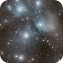 M45 with C14HD & Hypestar (9 hours of integration),                                Alessandro Bianconi