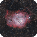 M8 (Lagoon nebula) - Sagittarius,                                Emmanuel Fontaine