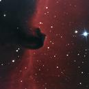 Barnard 33 - horsehead nebula,                                Gérard Nonnez