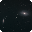 M81 and  M82,                                Geoff Smith
