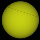 ISS Solar Transit,                                Daniel Tackley