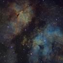 The butterfly nebula,                                Christoph Lichtblau