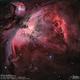 Orion Nebula (M 42),                                Godfried