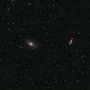 M81 (Bodes Galaxy) & M82 (Cigar Galaxy),                                kyleab007
