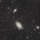M81, M82 and surroundings,                                Arun H.