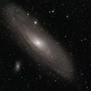 M31 Andromeda,                                Tony Benjamin