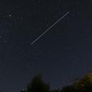 Passage de la Station Spatial International - ISS,                                BLANCHARD Jordan