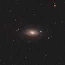 M63 - Sunflower Galaxy,                                apothegary