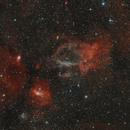 Sh2-157,                                Wilson Yam