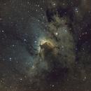 Sh2-155 - The Cave Nebula [SHO],                                jdifool