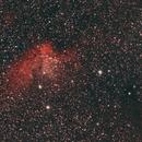 Flying Horse Nebula,                                pcfree