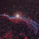 "NGC6960 Western Veil Nebula, ""Witch's Broom"",                                Mark Eby"