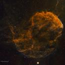 IC443 Jellyfish Nebula (SHO),                                Jian Yuan Peng
