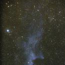 Witch Head Nebula,                                Tesseract