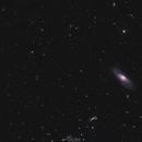 Messier 106 In HaLRGB,                                Paweł Radomski