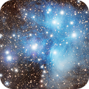 M45 - The Pleiades,                                Alessandro Cavallaro