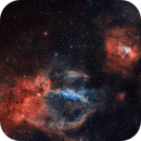 Bubble, Claw and More,                                DeepSkyView