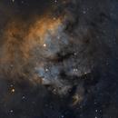 Skull Nebula - NGC7822,                                Martin Palenik