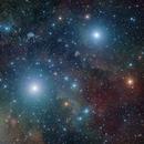 Orion's Belt [Dss2/WISE],                                Giuseppe Donatiello