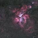 NGC 3372, The Eta Carinae Nebula (LRGB),                                Bogdan Jarzyna