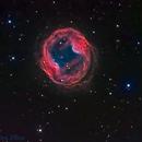 PK 164+31.1 (Jones-Emberson 1) Planary Nebula,                                Miles Zhou