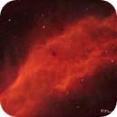 NGC 1499 California Nebula in Perseus,                                Francois Theriault