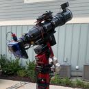 Current galaxy setup: Explore Scientific ED127 FCD100 on a SB MyT,                                riot1013