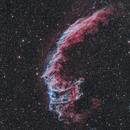 Ngc 6992- veil nebula HOO (version 2),                                astromat89