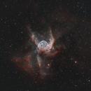 NGC 2359 Thor's Helmet,                                Lorenzo Palloni